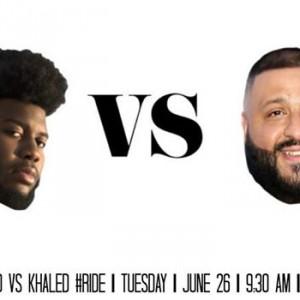 Khalid vs Khaled RIDE