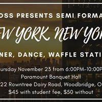 Semi Formal New York New York