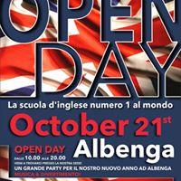OPEN DAY Albenga 2017