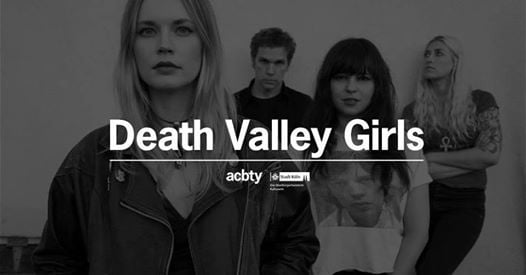Death Valley Girls (Los Angeles CaUSA)