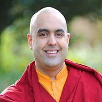 Donation Based Mindfulness Class with Monk Gelong Thubten