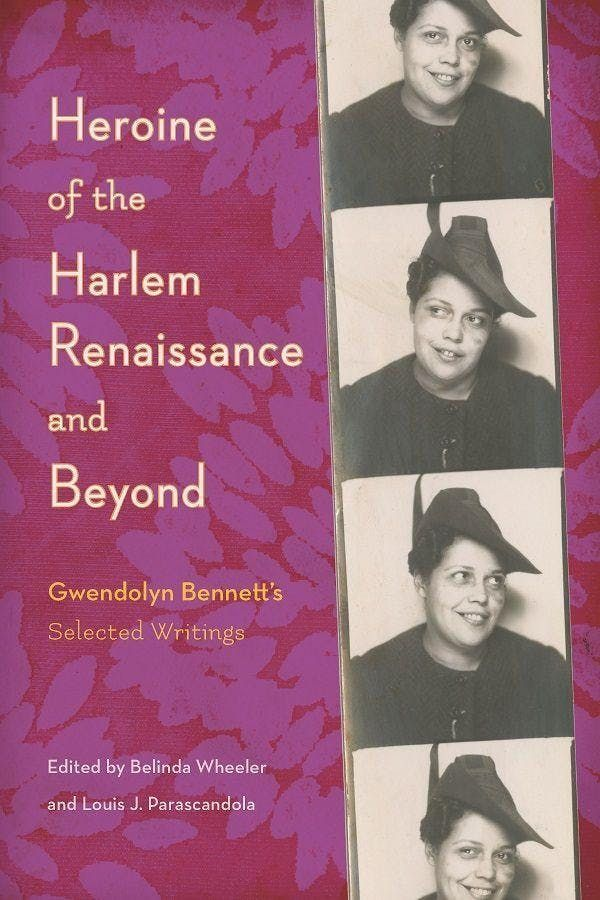 Home To Harlem Talks Gwendolyn Bennett