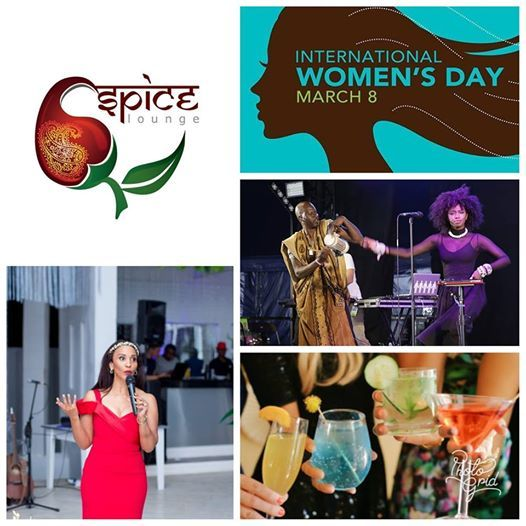 International Womens Day 2019 Dinner Party