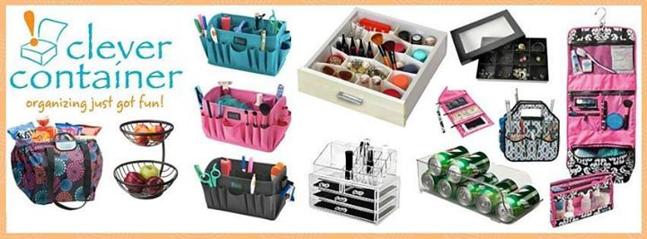 Kelleys Cottage Clever Container Organizing Party 2 At