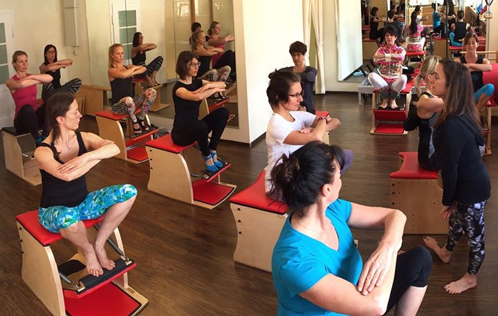 Revitalize your Pilates Teaching 2018 Wunda-full Chair Class