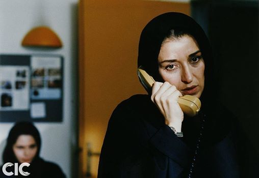 Free! Screening with the First Lady of Iranian Cinema at