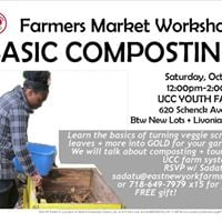 ENYF Basic Composting Workshop