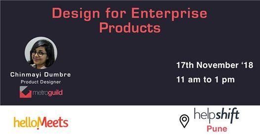 Design for Enterprise Products