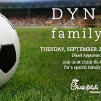 Dynamo Family Night