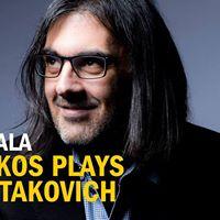SSO Gala  Kavakos Plays Shostakovich