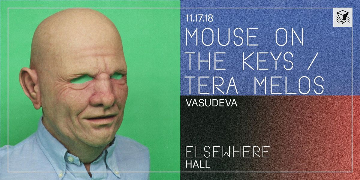 Mouse on the Keys  Tera Melos  Elsewhere (Hall)