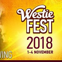 Moscow Westie Fest 2018 Nov 1-4