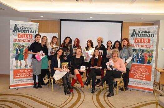 Global Woman Club Bucharest - February Breakfast