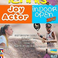 JoyActor Indoor Open 2017