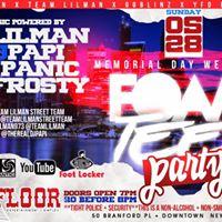 Memorial Day Weekend &quot Foam Party &quot