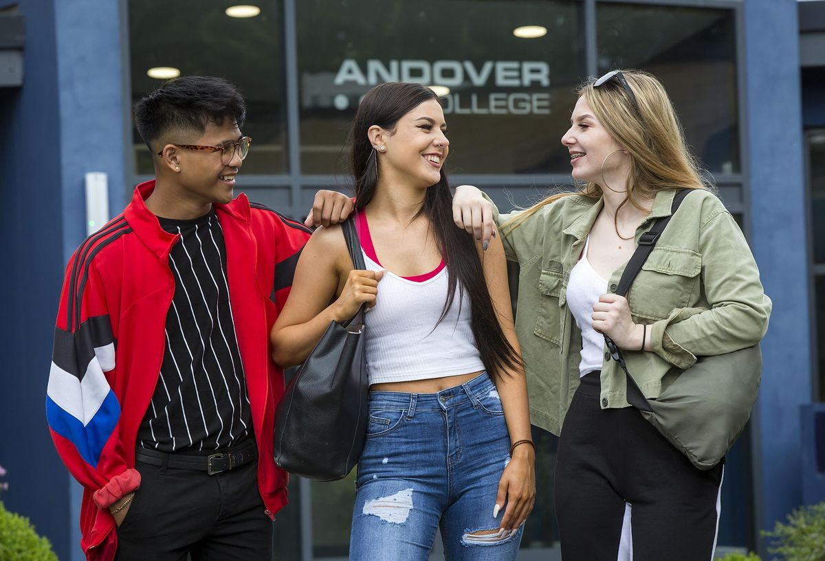 Andover College Open Days