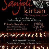 Sanjali House Kirtan