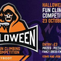 Halloween Climbing Competition