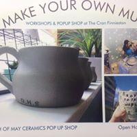 Make Your Own Mug Workshop 1