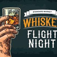 Whiskey Flight Night Woodford Reserve