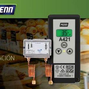 Controles Para Refrigeracin Comercial e Industrial - Chile