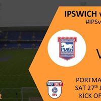 Ipswich v Wolves - EFL Championship