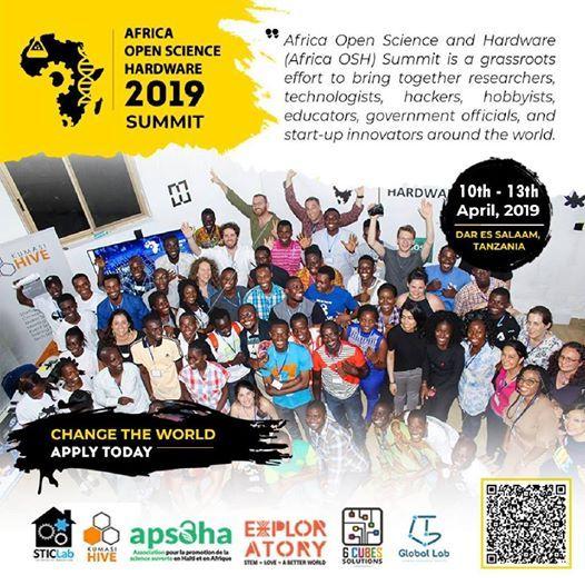 Africa Open Science & Hardware Summit 2019