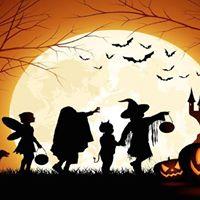 Magische Halloweenparty
