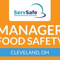 ClevelandOH ServSafe Manager Food Safety Class and Exam