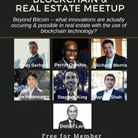 Blockchain and Real Estate Meetup