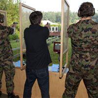 OP-Schiessen Pistole  Tir obligatoire (pistolet)