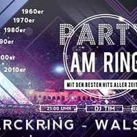 Party am Ring 2018