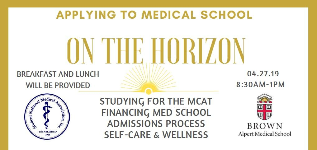 On The Horizon: Applying to Medical School at Warren Alpert