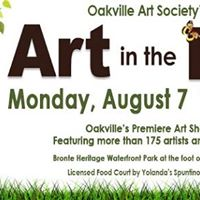 2017 Art in the Park