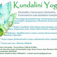 Kundalini Yoga - Curso para iniciantes