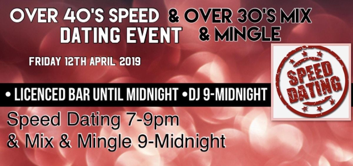 Speed dating telford shropshire