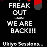 Ukiyo Sunday Service returns Late night house party Patron Xo and Duncan