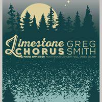 Limestone Chorus &amp Greg Smith at Heartwood Hall