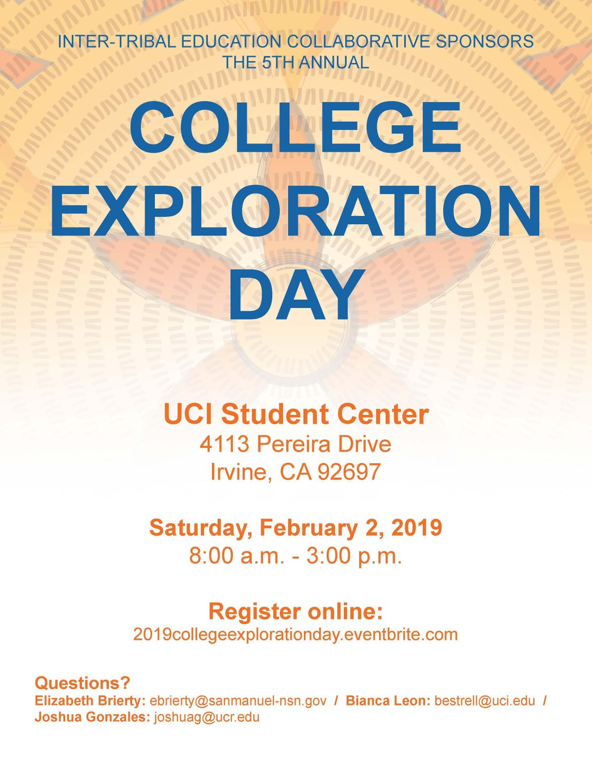 College Exploration Day