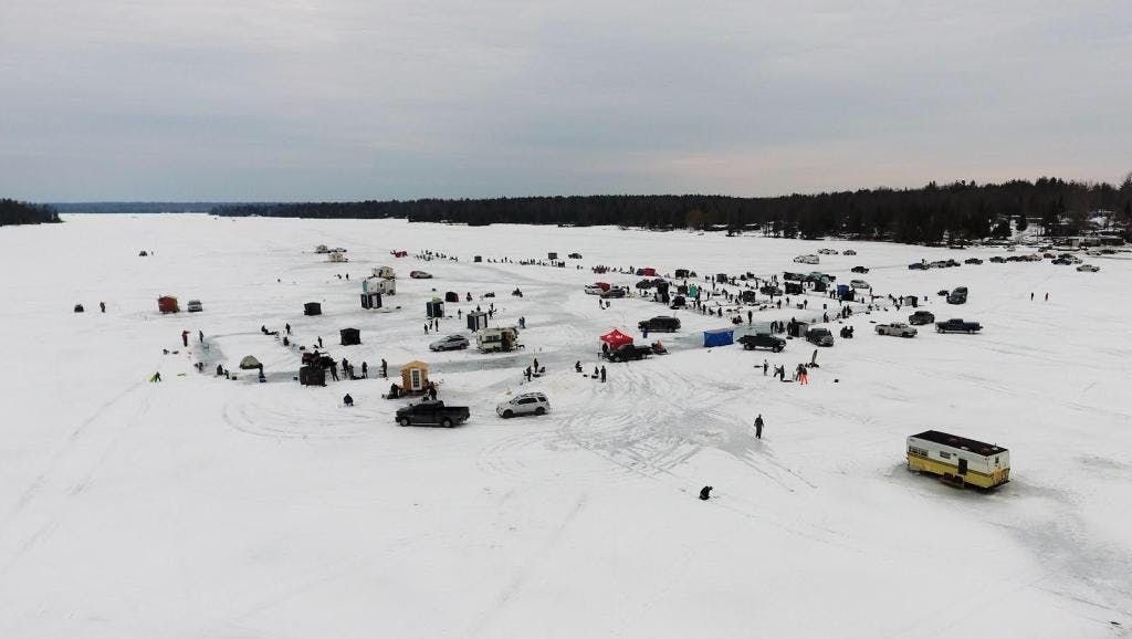 White Lake 2nd Annual Ice Fishing Derby