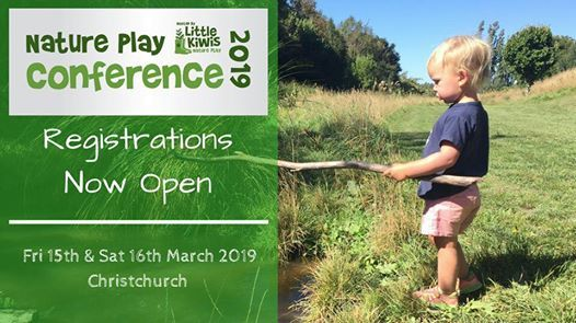 Nature Play Conference 2019