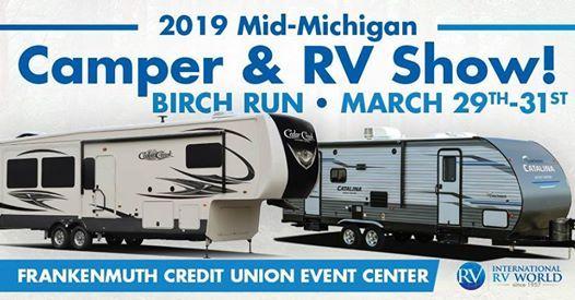 Mid-Michigan RV & Camper Show