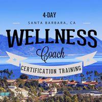 Santa Barbara CA Health &amp Wellness Coach Certification Training