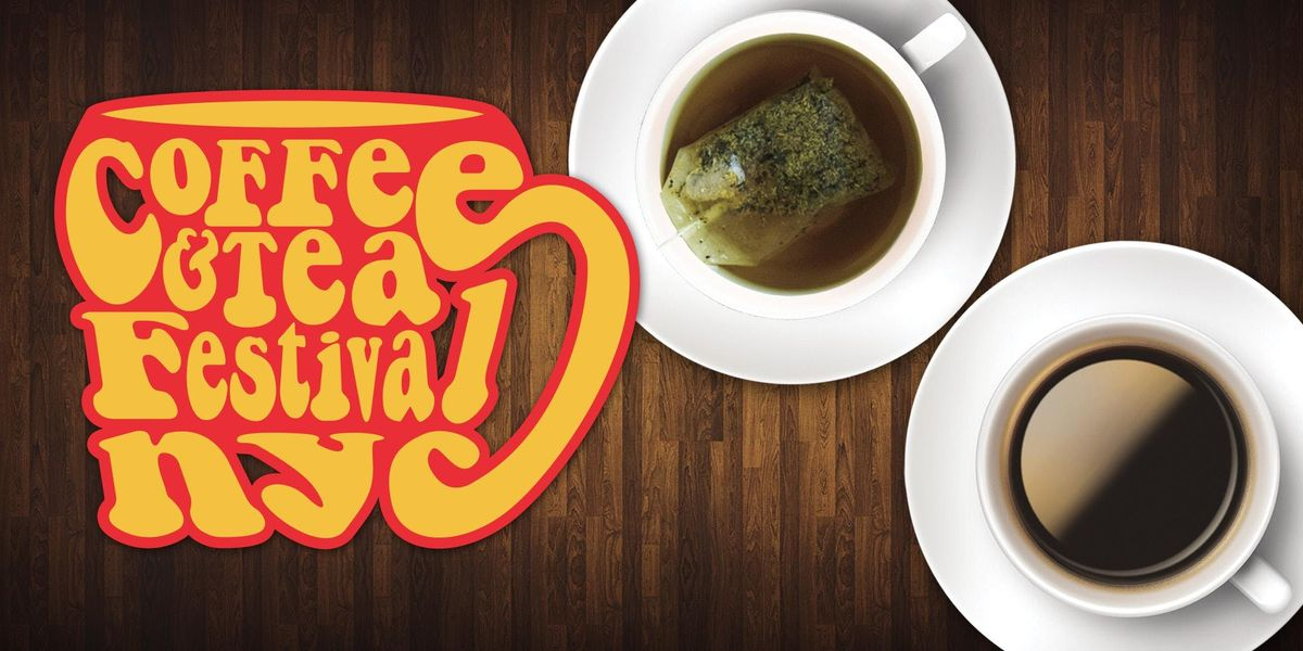 Coffee & Tea Festival NYC - Sunday VIP