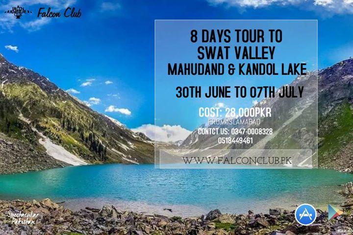 08 Days Tour to Swat Mahudand & Kandol Lake (045)