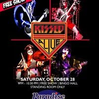 Free Halloween Concert &amp Costume Party