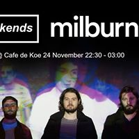 The Happy Weekends Milburn afterparty at Caf de Koe