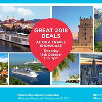 Travel Showcase