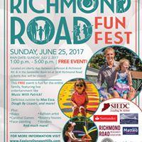 Richmond Road Fun Fest
