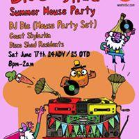 Disco Shed w DJ Die (House Party Set)